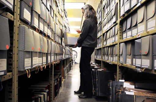 Mansfield Archives