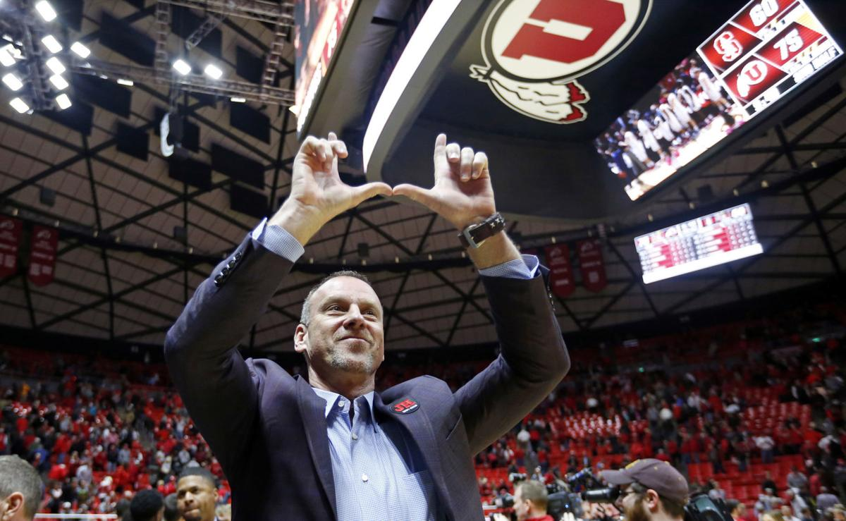 All PAC-12 Basketball Larry Krystkowiak