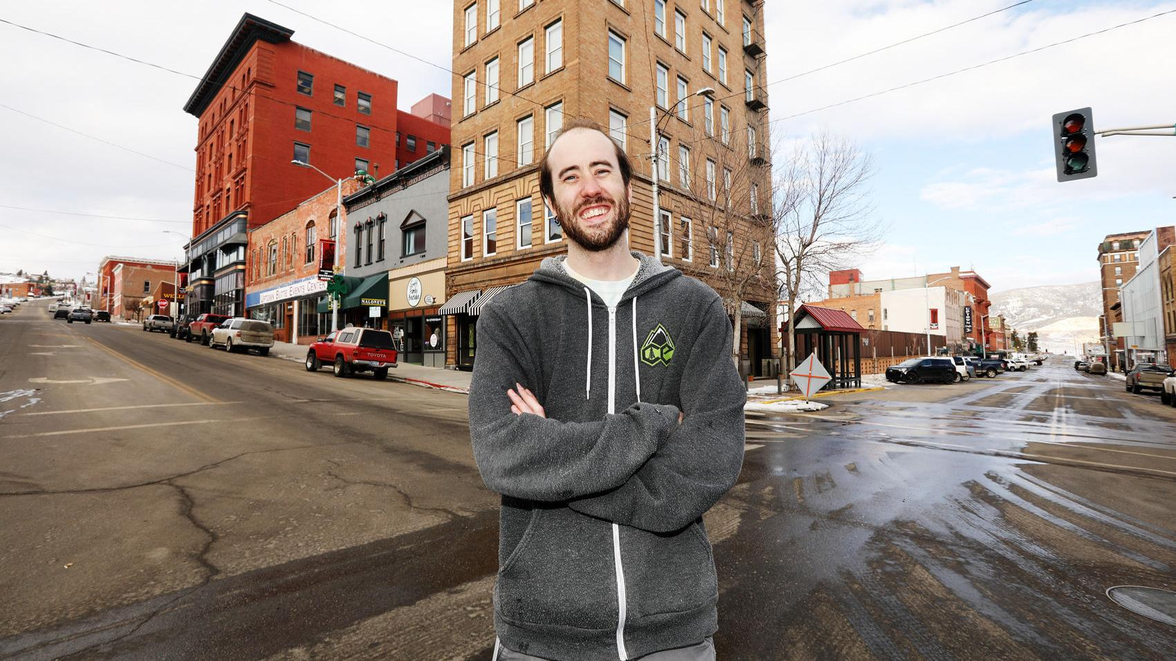 'Standing parade' a first for St. Patrick's Day in Butte