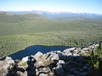 West Pioneers Wilderness Study Area