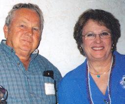 Luana and Leonard Mickelson
