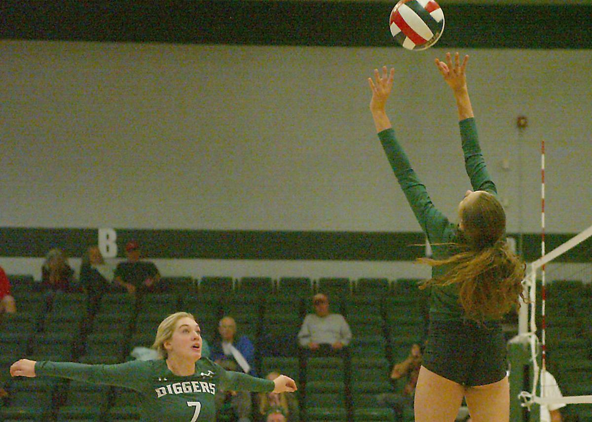 Montana Tech volleyball vs. LCS