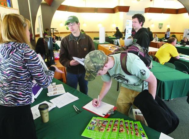 Spring Volunteer Fair   Local   mtstandard com