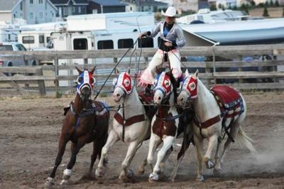 Trick Riding Tri County Fair Starts Wednesday In Deer