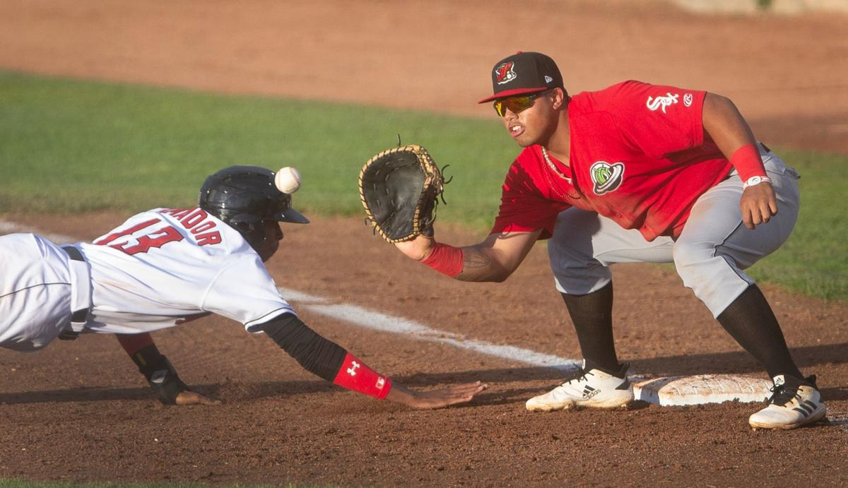 Billings Mustangs take on Great Falls Voyagers