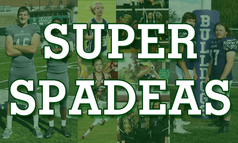 Super Spadeas: Montana Standard sports honorees of Fall 2015