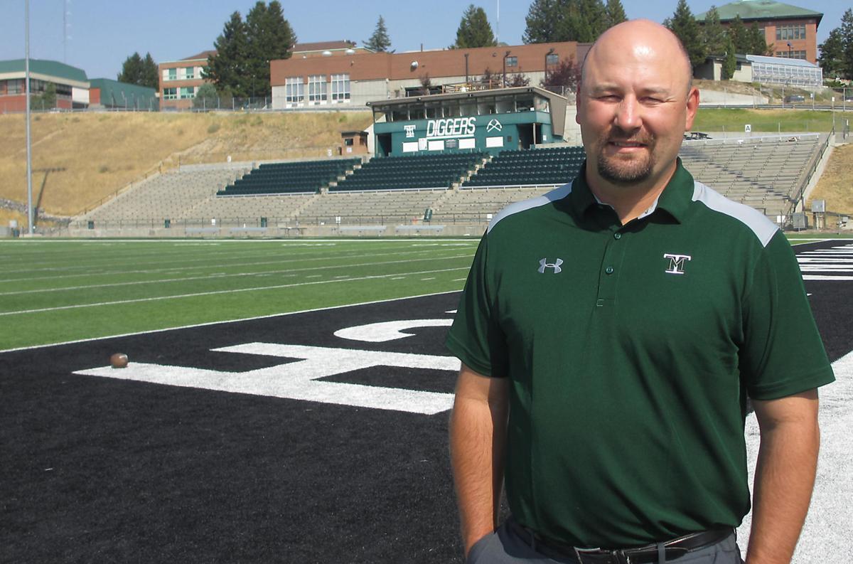 Matt Stepan, Montana Tech