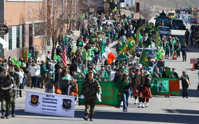 St. Patrick's Day 2018 parade lineup