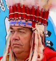 Tim Davis, Blackfeet Chairman