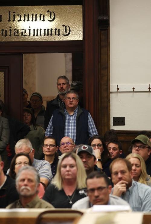 Council hears consent decree presentation
