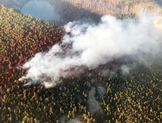Stone Lake Fire