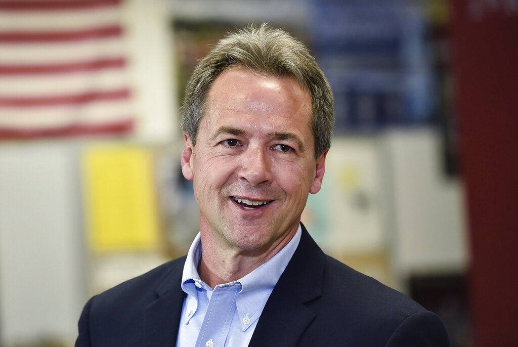 Musghot Election-2020 Steve Bullock