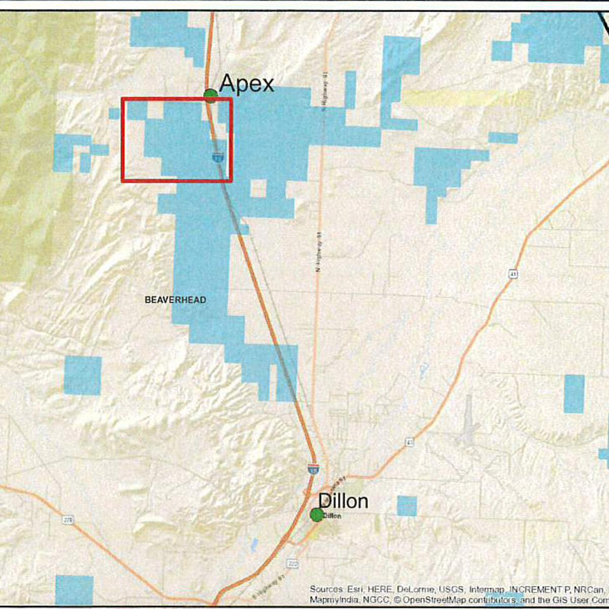 $150 million solar project north of Dillon jumps through