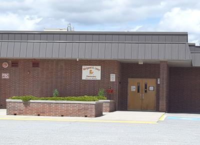 Margaret Leary Elementary School in Butte
