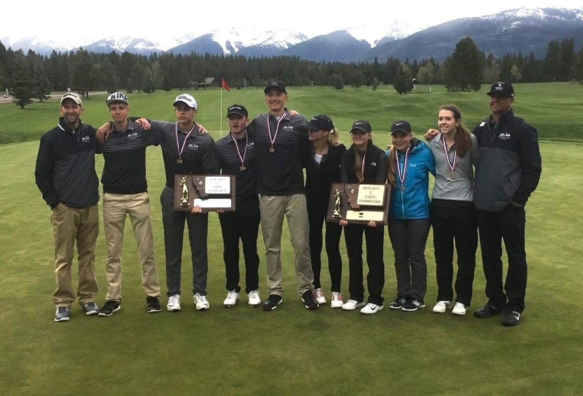Manhattan Christian Golf 2018 State C Preview