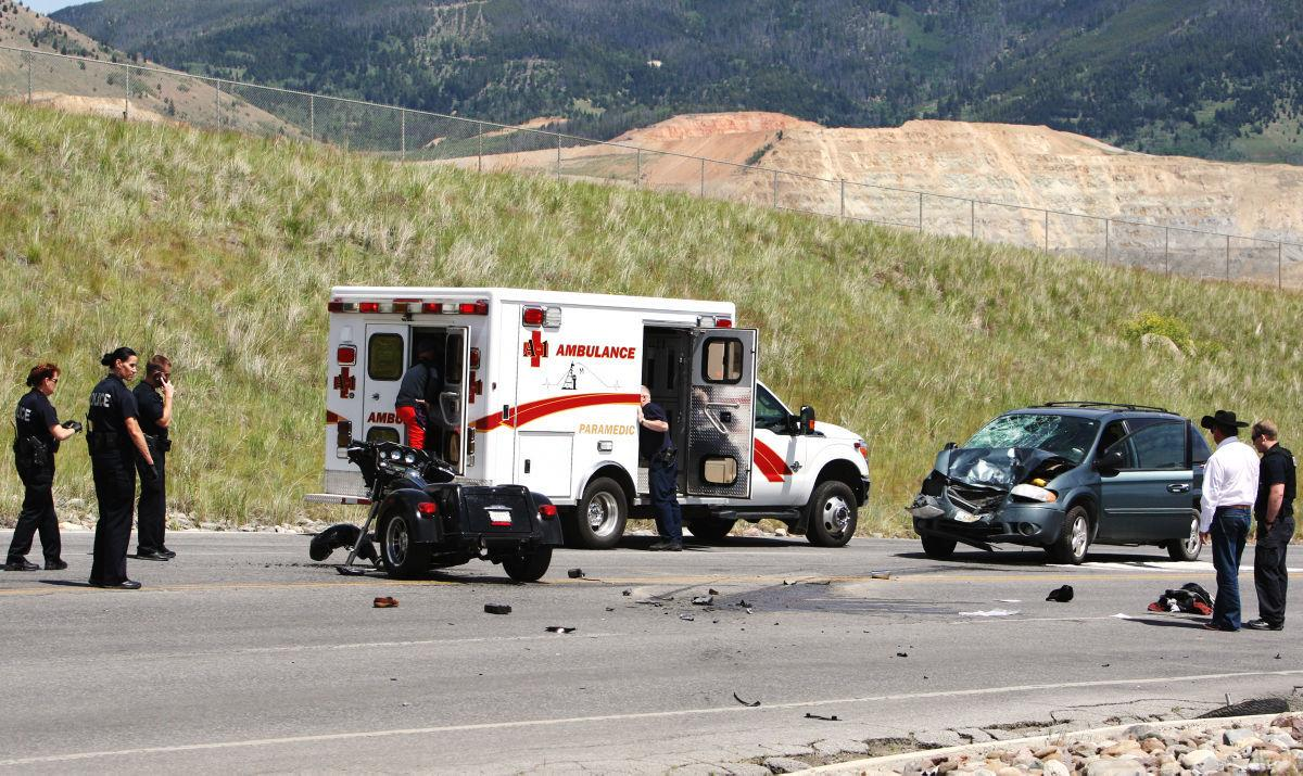 Local News Car Crash Butte