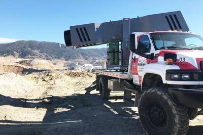 VRAD arrives at Montana Resources