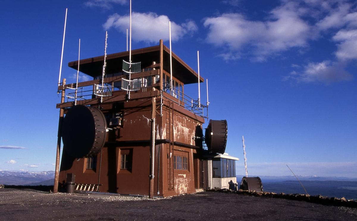 Yellowstone lookout project would hurt views at Mt. Washburn