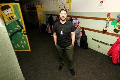 Butte school psychologist Braydon Schilling