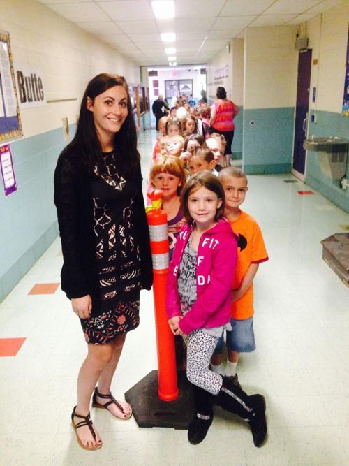 Second Use Seattle >> Emerson teacher Jennifer Lynch and her second-grade ...