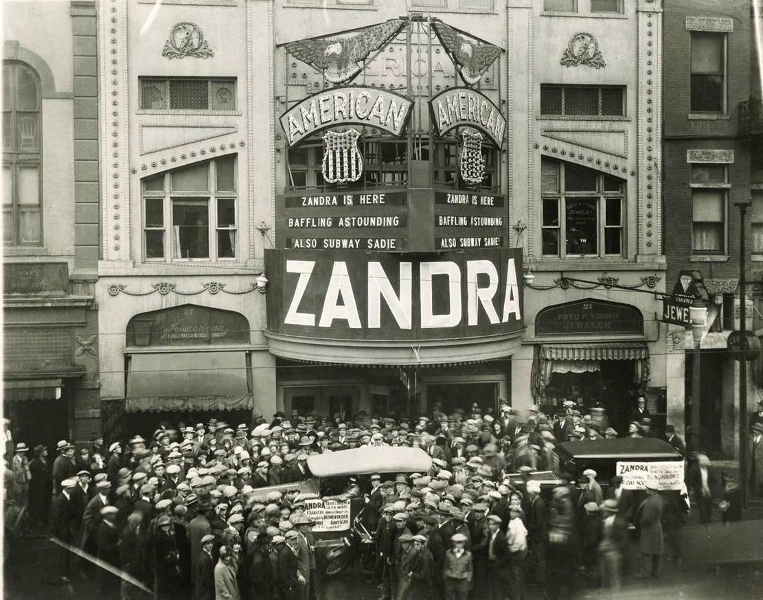 American Theater