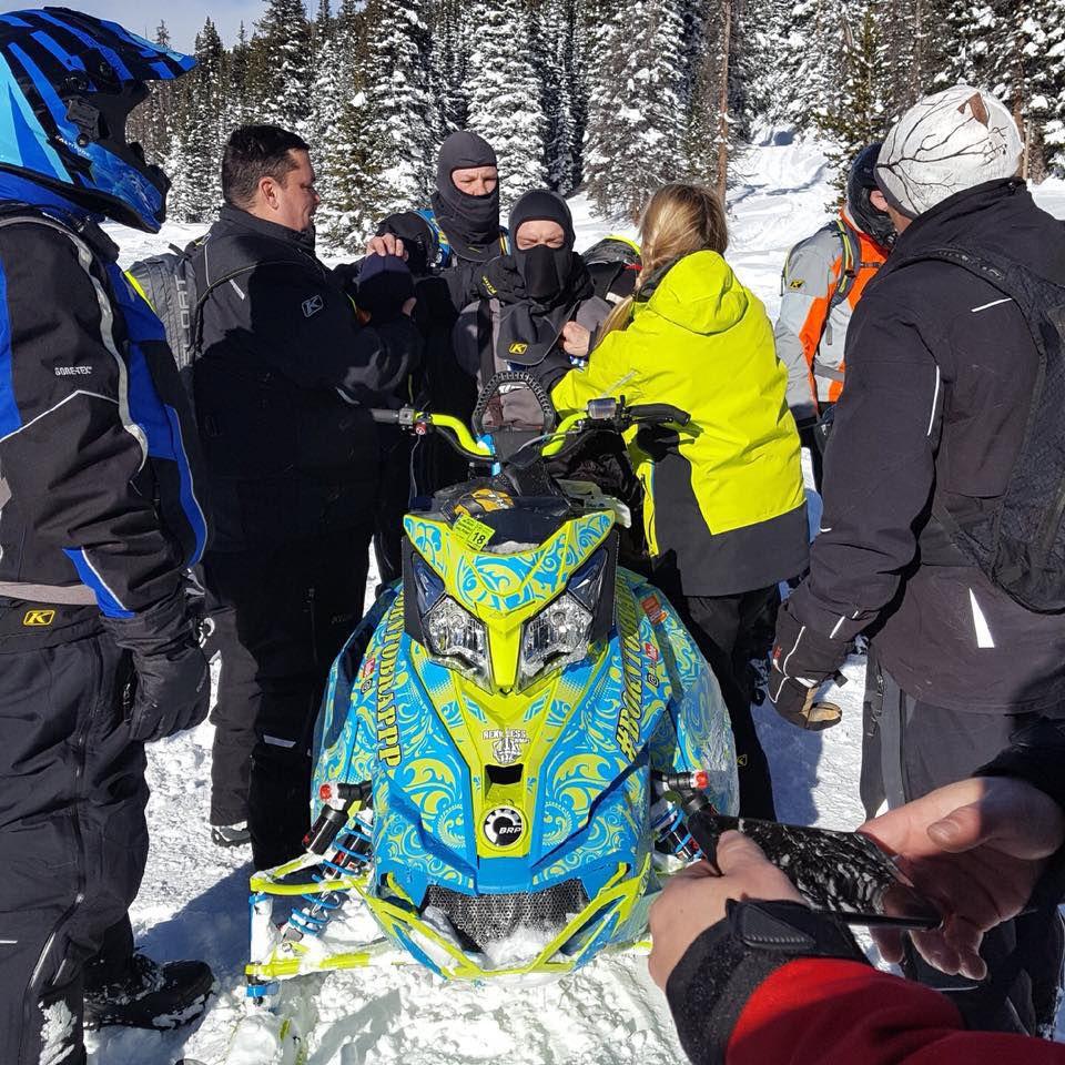 Kemppainen snowmobile