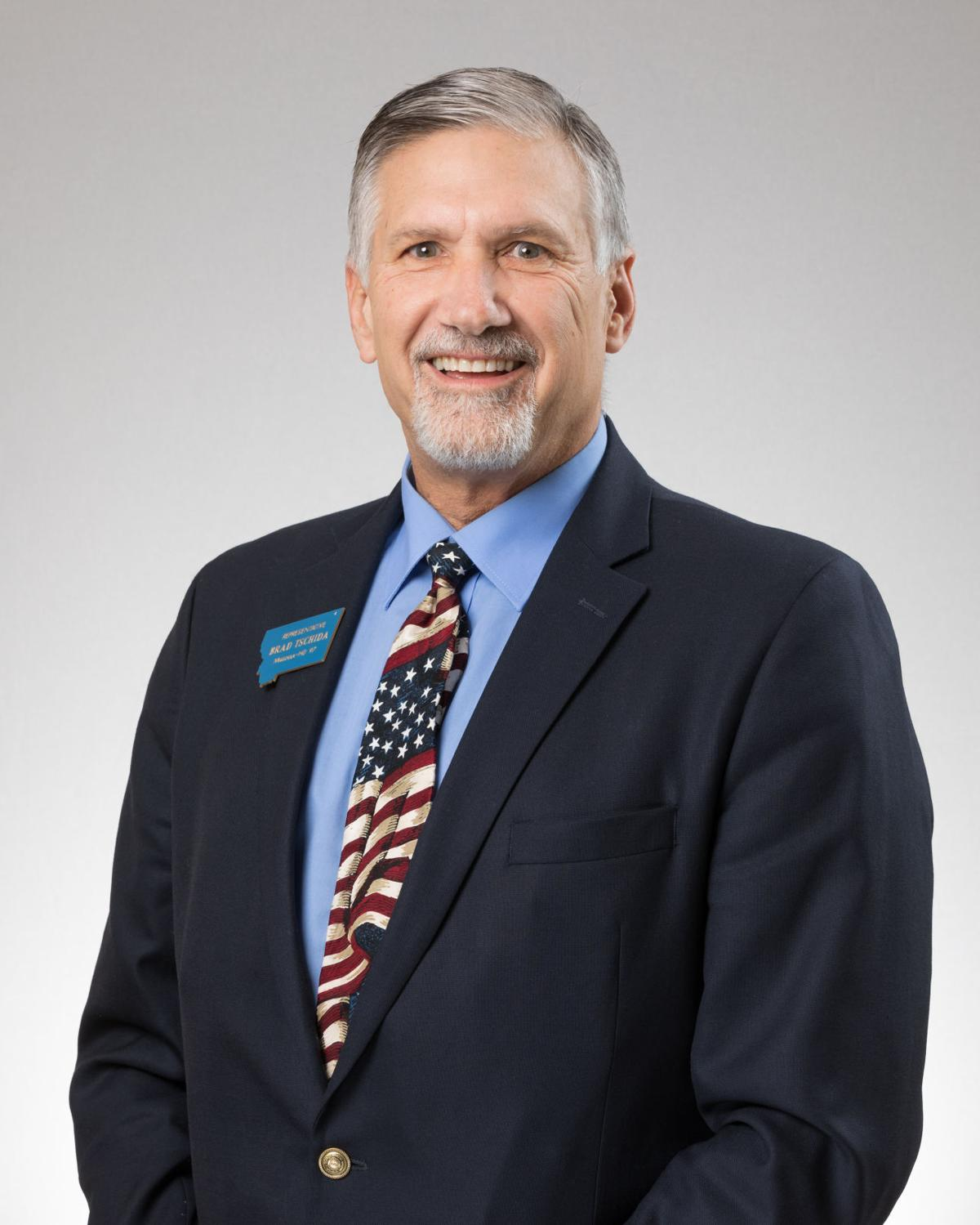 Rep. Brad Tschida (R-Missoula)