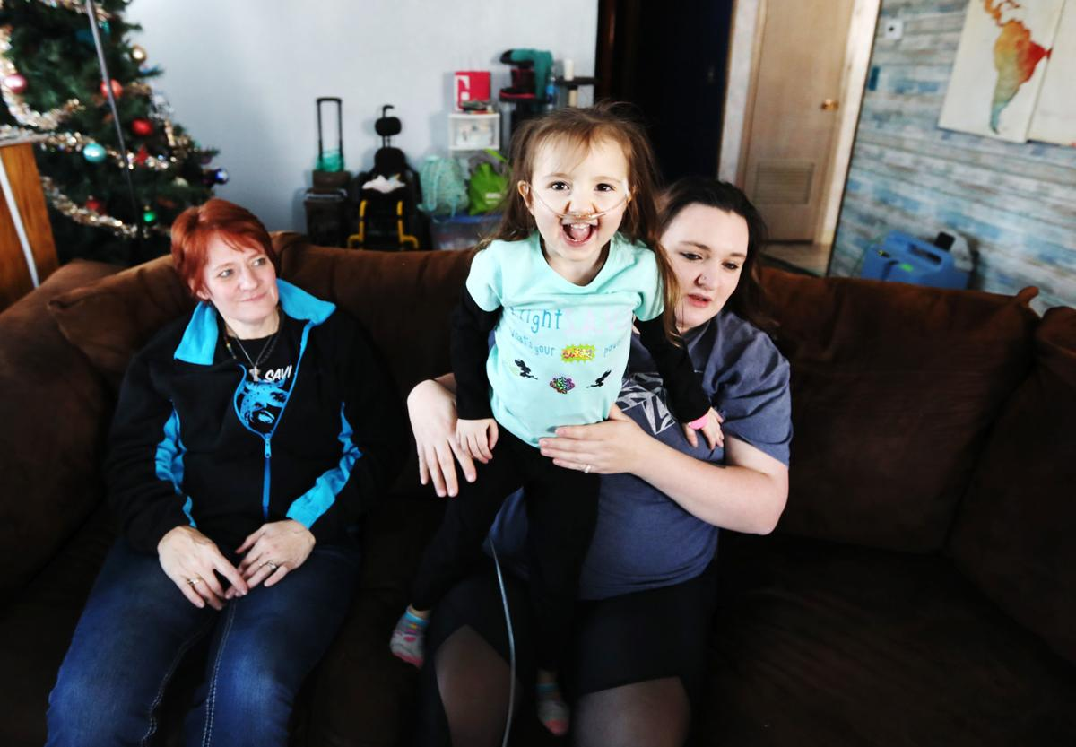 Butte girl fights rare autoimmune disease