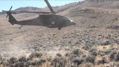 Two hunters rescued in Beaverhead County