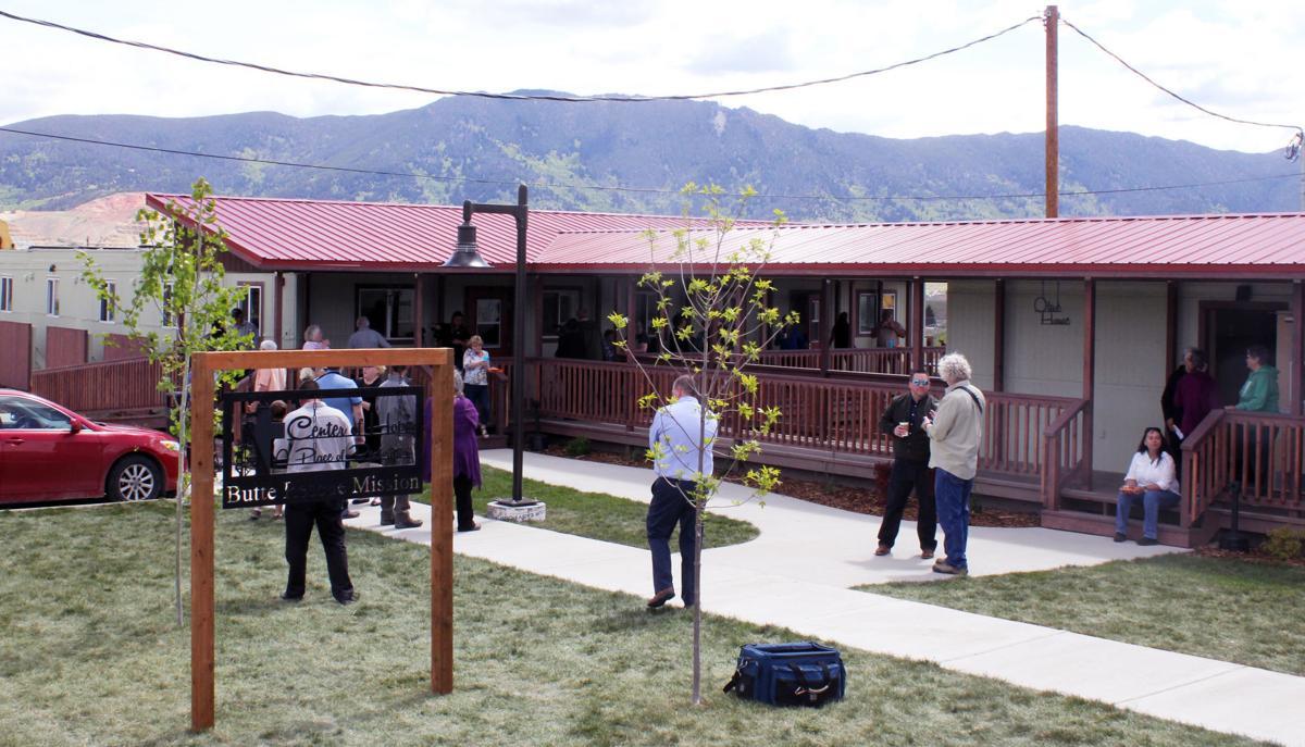 Butte's new homeless shelter