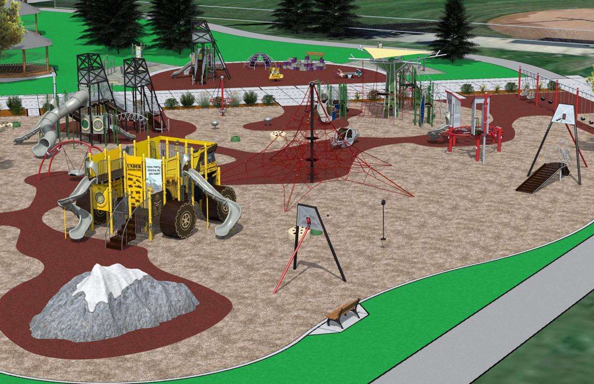 Stodden Park playground