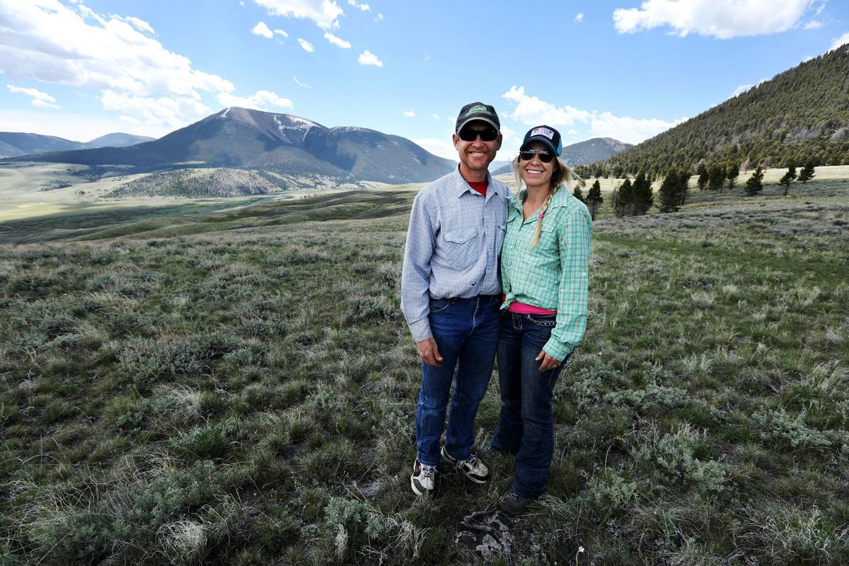 Ranchers in Southwest Montana work with government in conifer removal