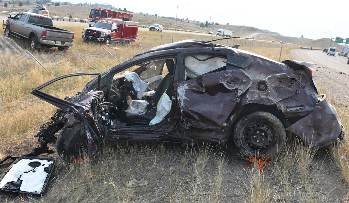 Butte crash