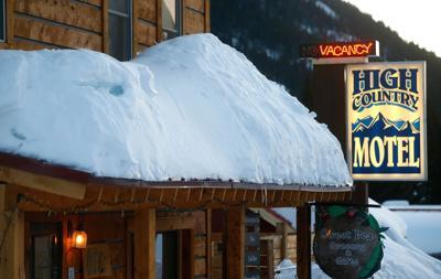 Snowpack still setting records at start of April
