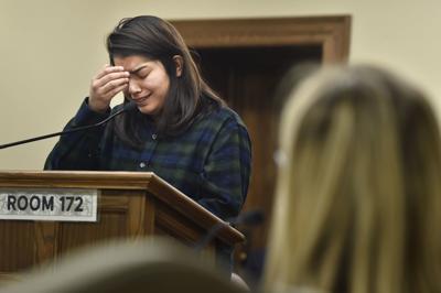 Warner Rodriguez testifes in support of Senate Bill 267