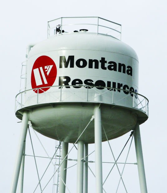 Montana Resources Tower Logo