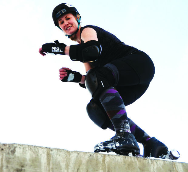 Derby queen: Nurse launches roller derby dream for Butte