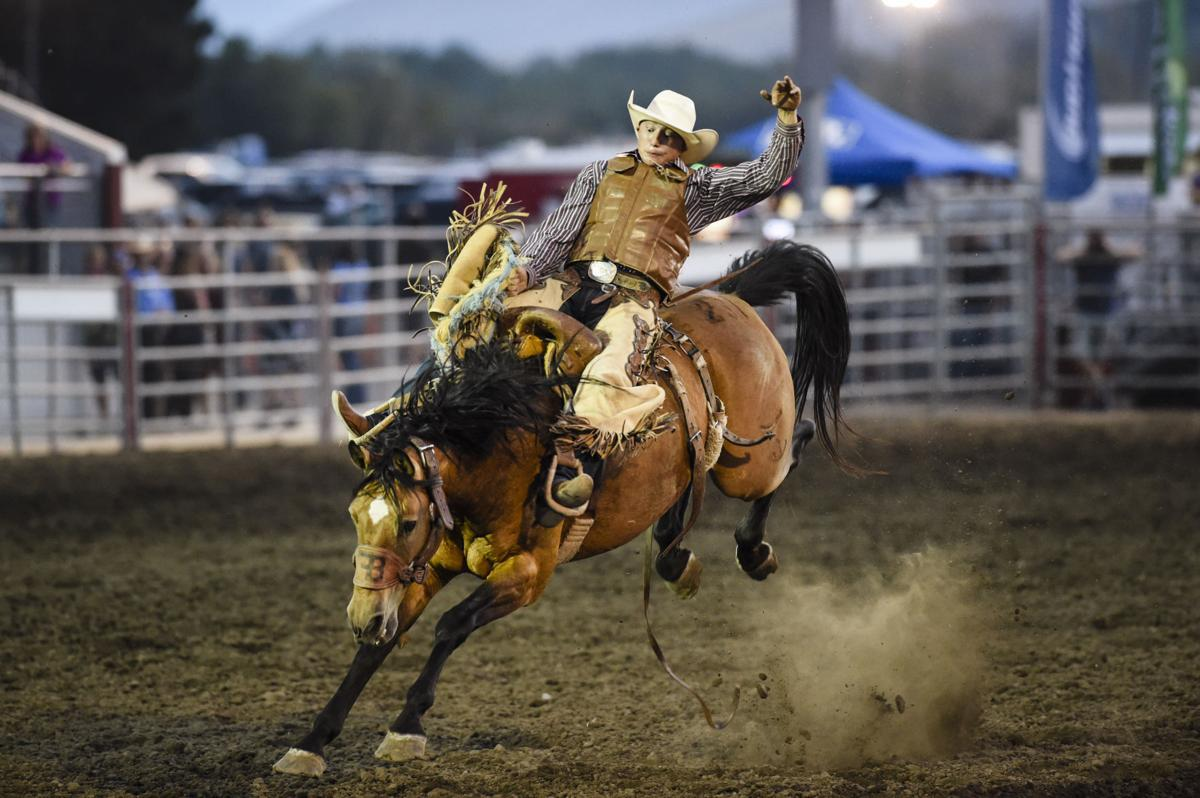 Last Chance Stampede and Fair: Thursday night rodeo
