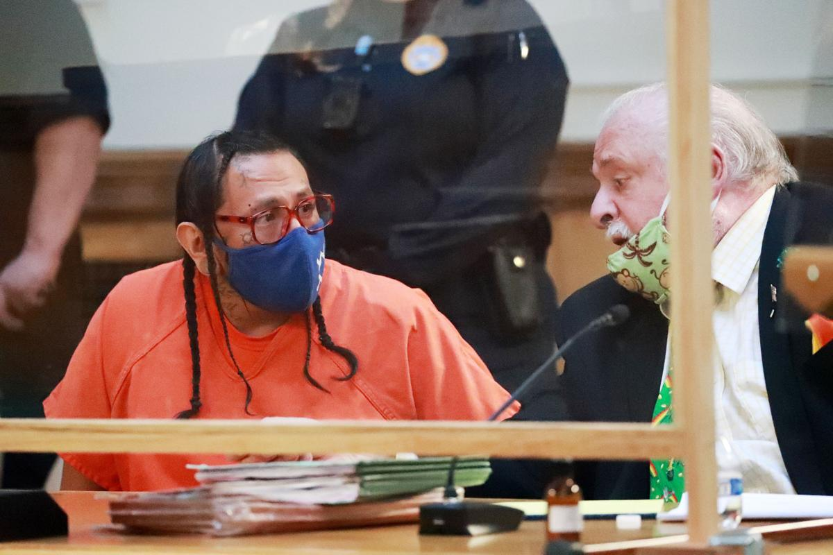 Pine sentenced for three felony counts of rape and kidnappig in Butte