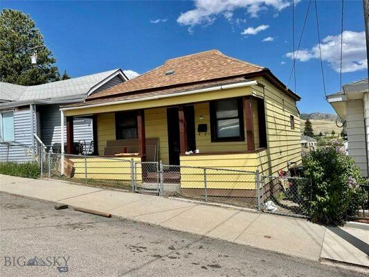 1 Bedroom Home in Butte - $94,500