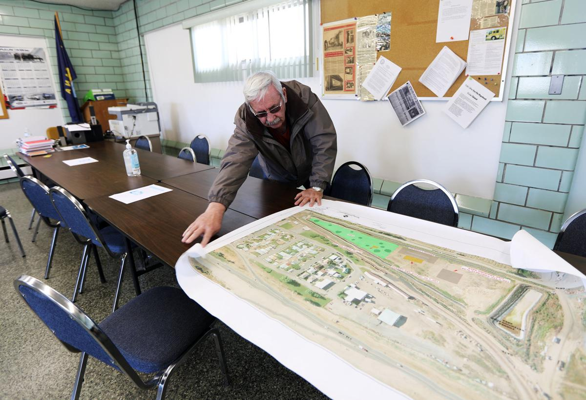 Butte residents await decisions in pole plant cleanup