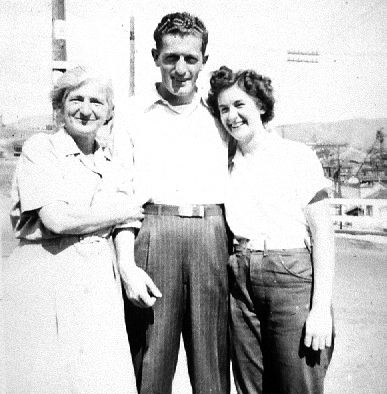 Ann, Joe and Eileen Sheehy