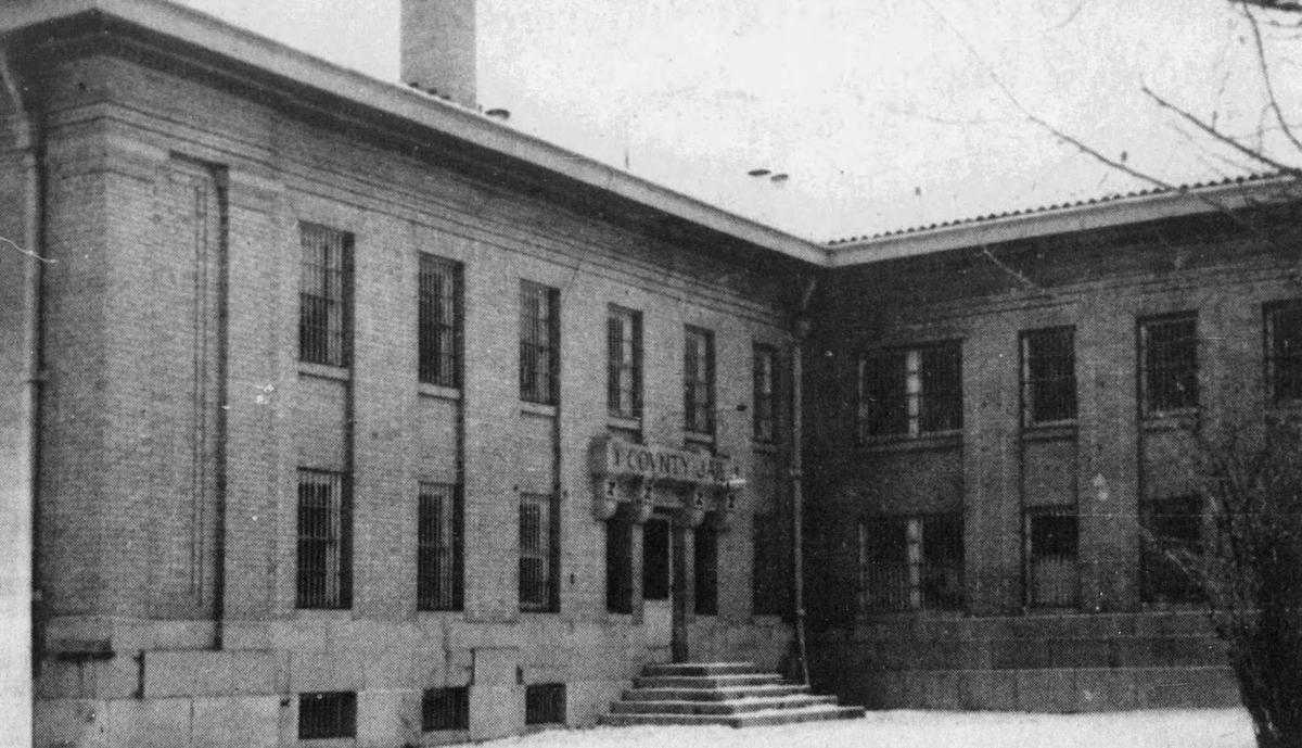 Yellowstone County Jail 3