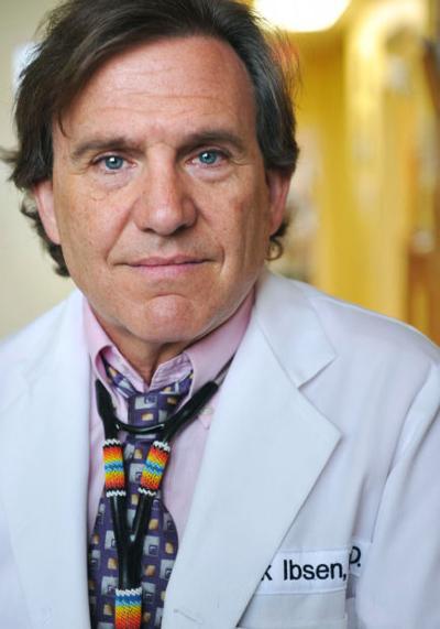 Dr. Mark Ibsen mugshot