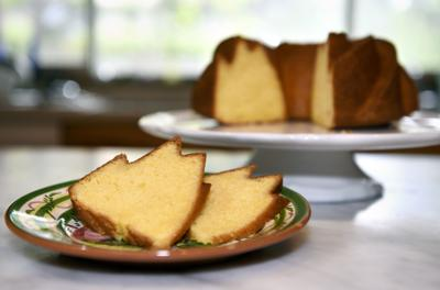 Greg Patent Lemon Cake