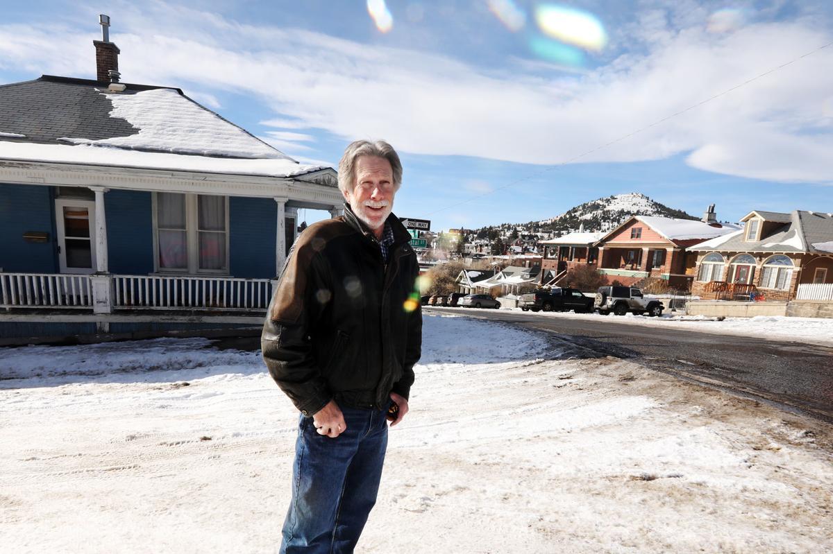 Jon Sesso in Butte