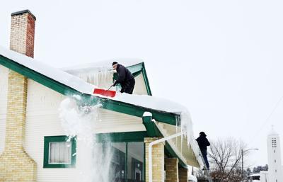 Butte Anaconda Roofers Struggle To Meet Demand As Snow