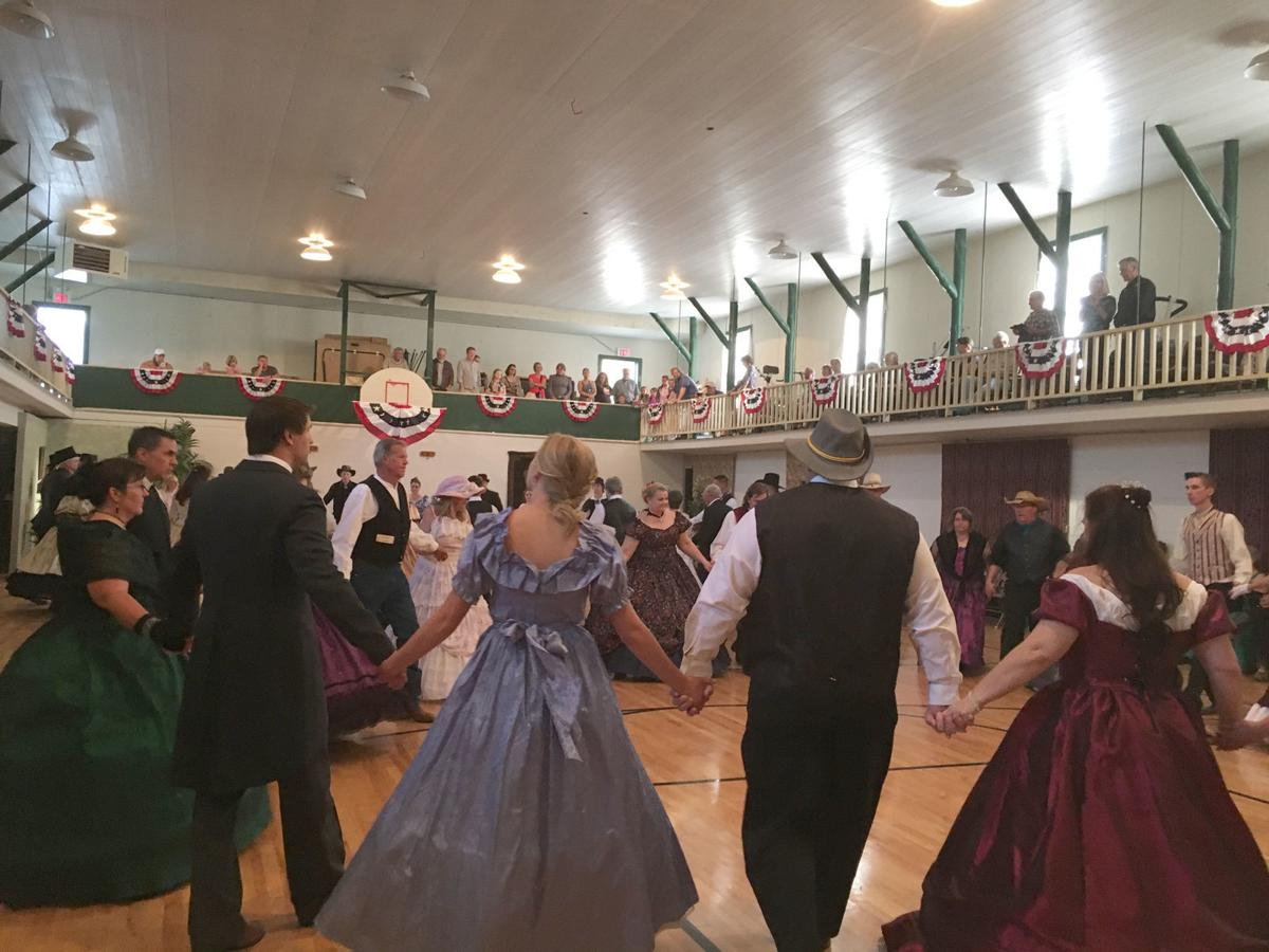 Preparations in works for Virginia City Grand Victorian Ball