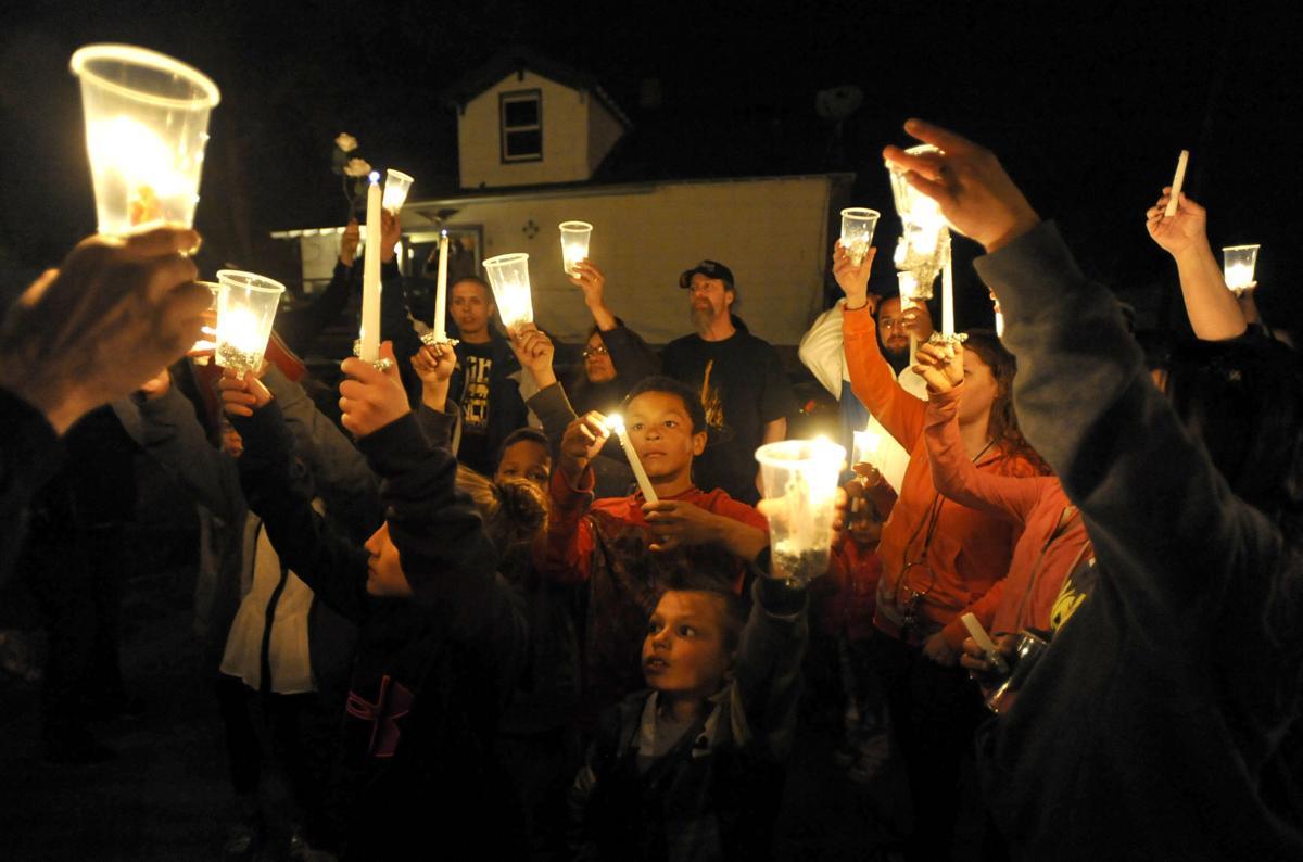 Richard Ramirez Prayer Vigil