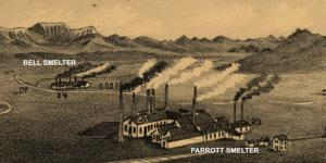Mining City History: Charles Meader built Butte's Bell Smelter